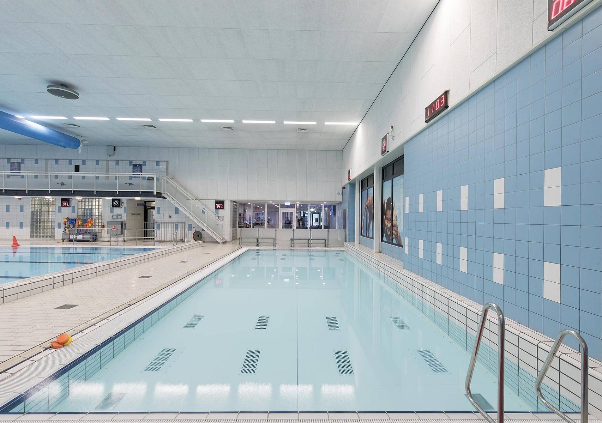 Zwembad ijsselmonde u sportbedrijf rotterdam