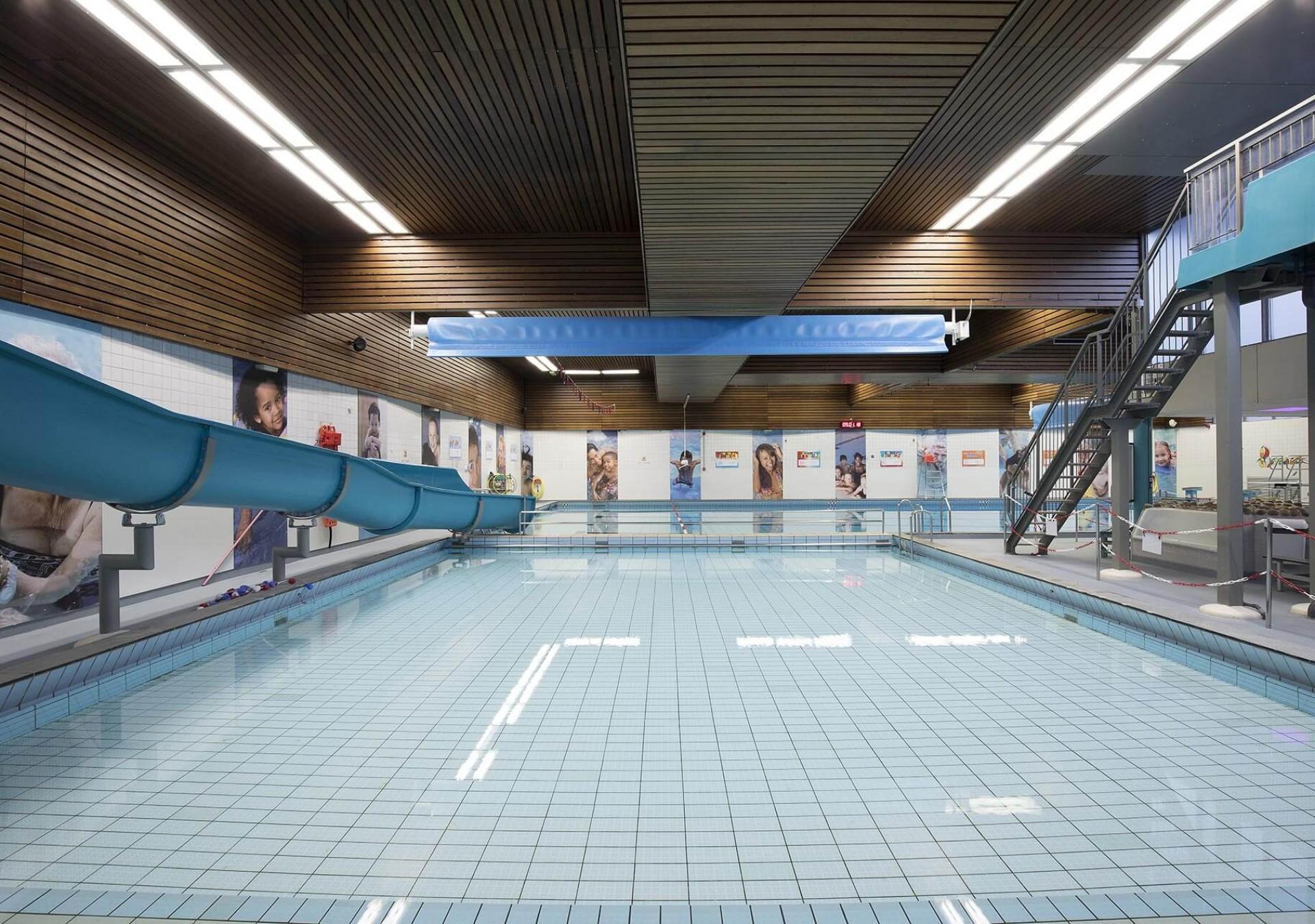 Zwembad afrikaanderplein u sportbedrijf rotterdam